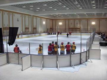 Indoor Synthetic Ice USA, Home Ice Rink Construction USA   Rink Systems